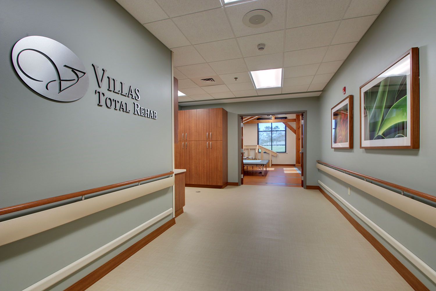 Physical Therapy Month at The Villas Senior Care Community